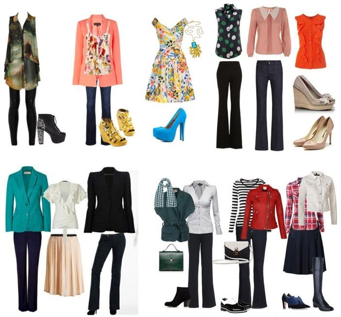 Best Clothes For The Pear Body