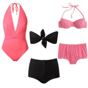 Best Swimsuit For The Hourglass Shape