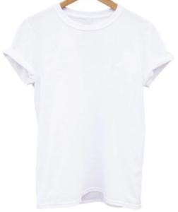 Classic White T-shirt