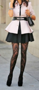 Patterned-Tights-Outfit